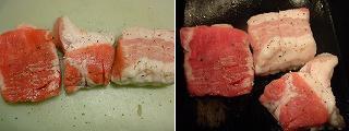 豚バラのかたまり肉でチャーシューもどき2.JPG